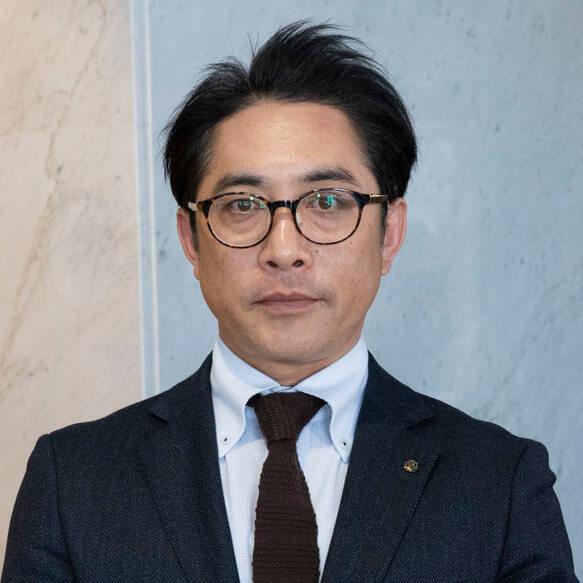 亀田製菓広報 片桐保さん