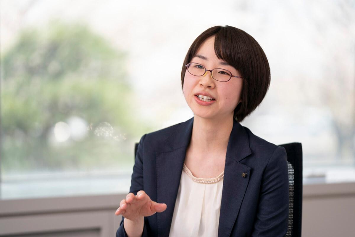 研究員井口さん